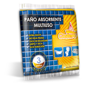 Multi-purpose Absorbent Cloth